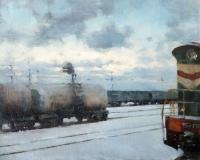 Архангельск - Москва № 2. 2015. В частной коллекции