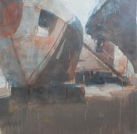 Ржавые киты. 2. 2012. В частной коллекции